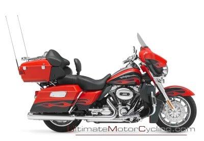 2010-Harley-Davidson- CVO-Ultra-Classic-Electra-Glide