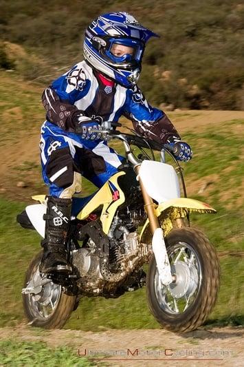 2008-Suzuki-DR-Z70 1