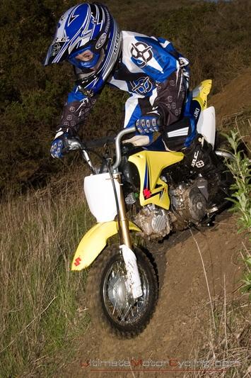 2008-Suzuki-DR-Z70 3