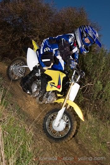 2008-Suzuki-DR-Z70 4