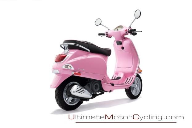 2010-Vespa-LX-50-Pink 4