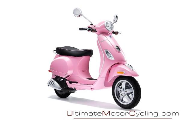 2010-Vespa-LX-50-Pink 5