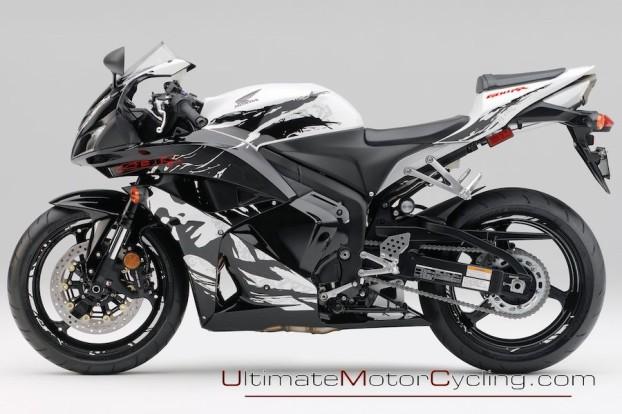 2010_Honda_CBR600RR_Motorcycle 4