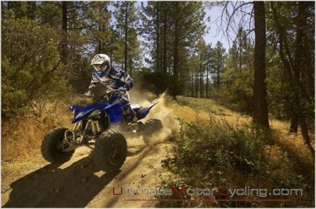 2010_Yamaha_YFZ450X_Sport_ATV 1