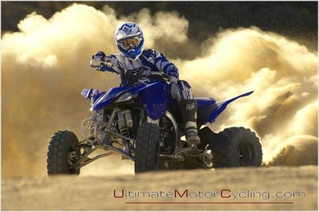 2010_Yamaha_YFZ450X_Sport_ATV 3