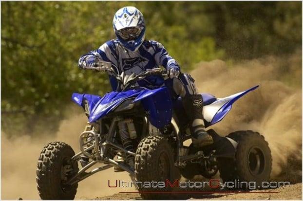 2010_Yamaha_YFZ450X_Sport_ATV 6