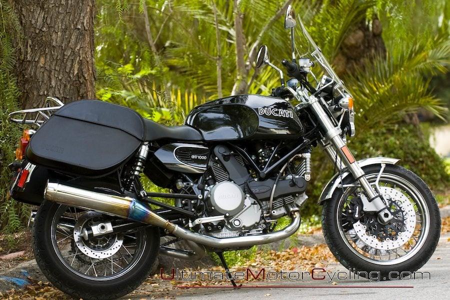 2010 Ducati Sport Classic KBB
