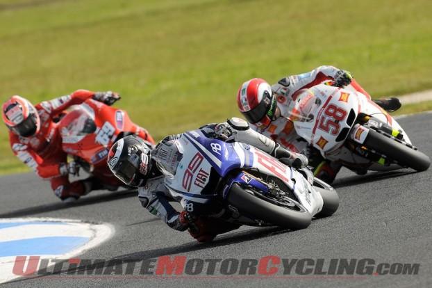 2010-australia-motogp-bridgestone-race-report 1