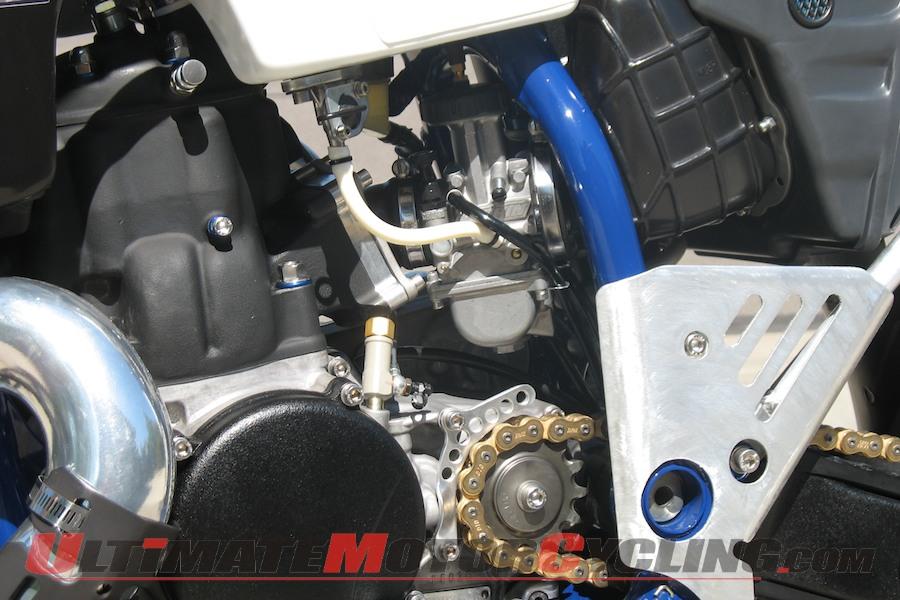 1991 Honda CR500R