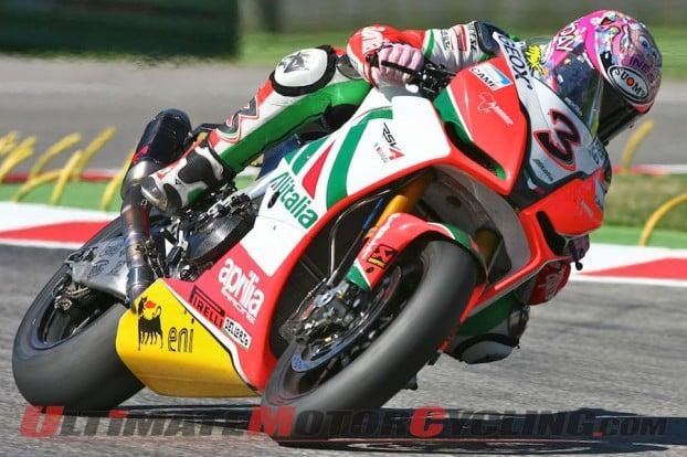 2010-superbike-aprilia-and-yamaha-australia-test 4