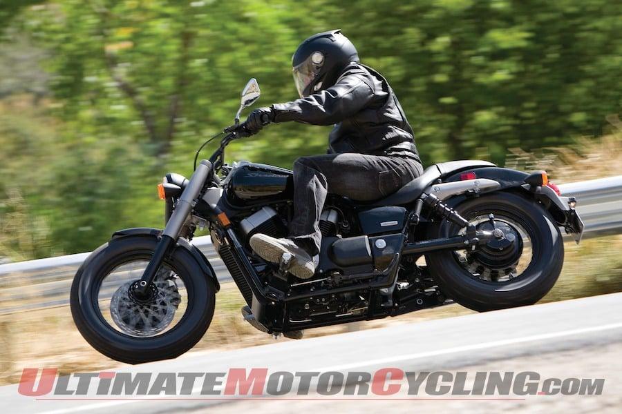 2011 Honda Shadow Phantom | Review - Ultimate MotorCycling Magazine