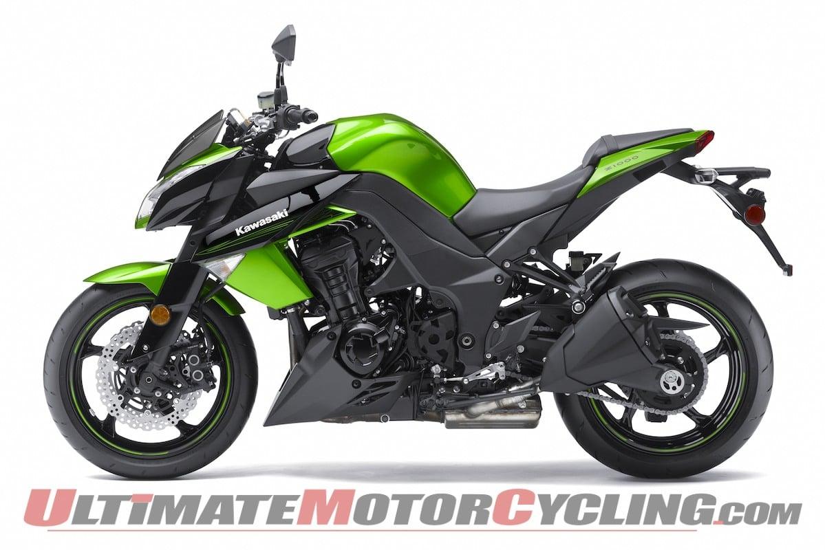 2011 Kawasaki Z1000 Wallpaper
