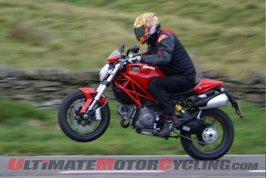 2011 Ducati Mon...