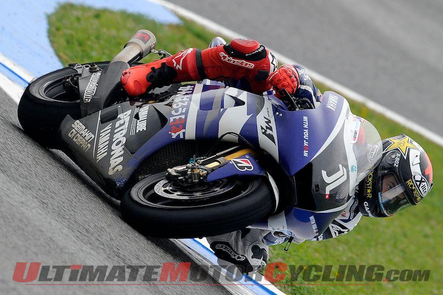 2011 Estoril MotoGP: Qualifying Results - Ultimate MotorCycling Magazine