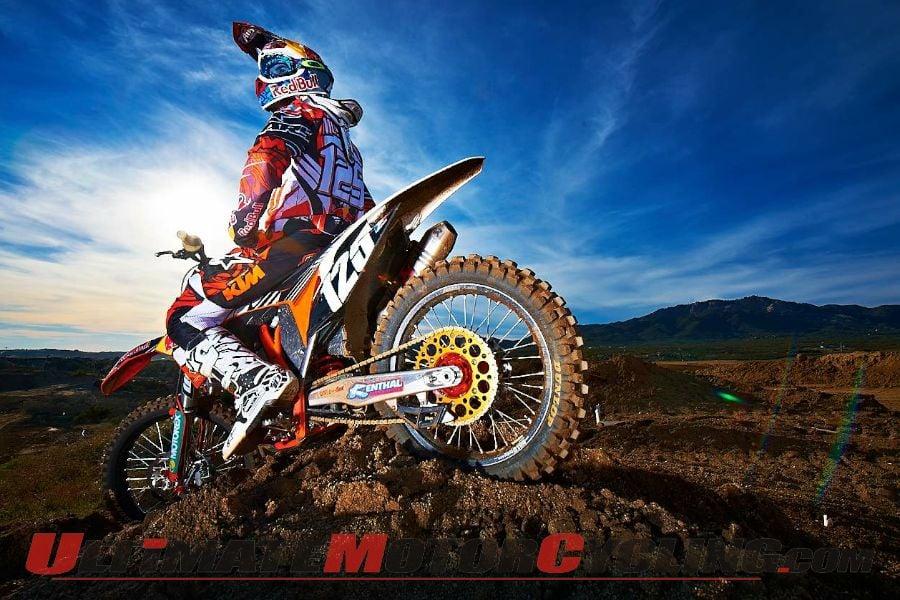 KTM Motocross Marvin Musquin Returns Ultimate MotorCycling