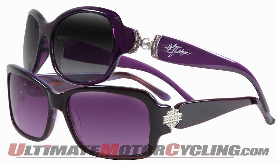 Harley Davidson Motorcycling Glasses