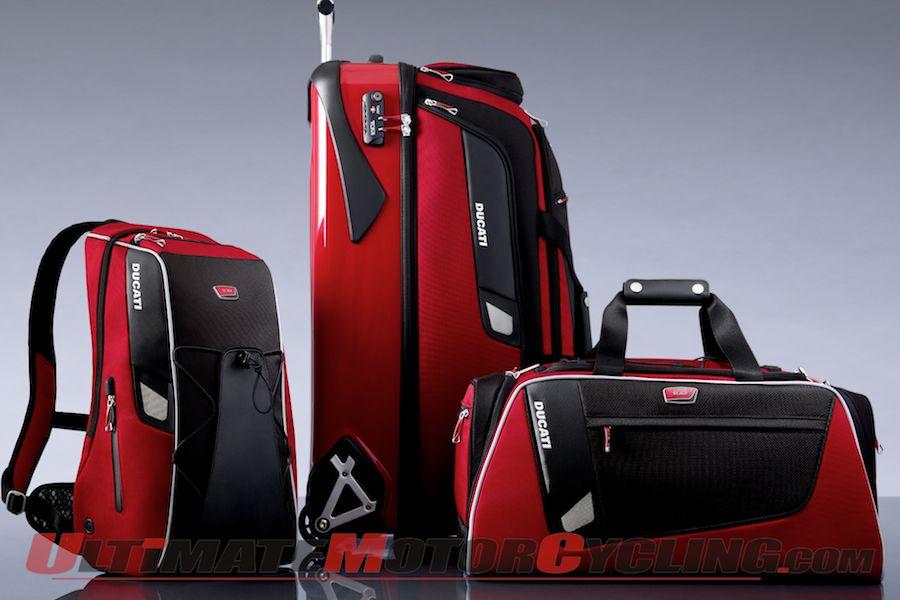 Ducati Luggage