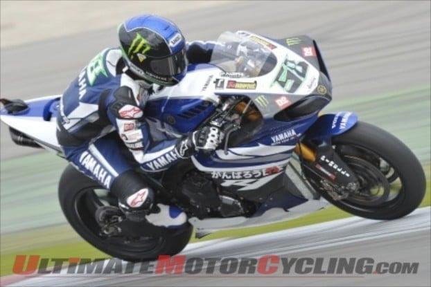 2011-world-superbike-yamaha-tests-aragon 5