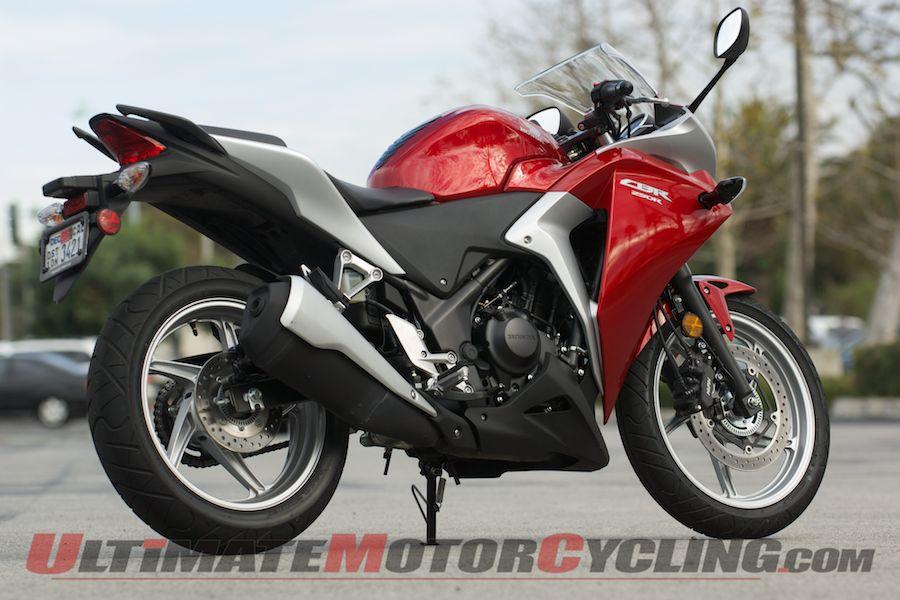 2011 Honda Cbr 250 R Review Ultimate Motorcycling