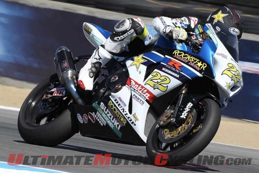 Suzuki GSX-R1000 Tops Laguna Superbike - Ultimate MotorCycling Magazine
