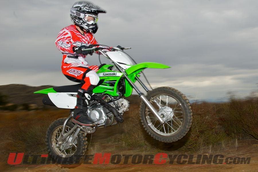 2012 Kawasaki Klx110l Review