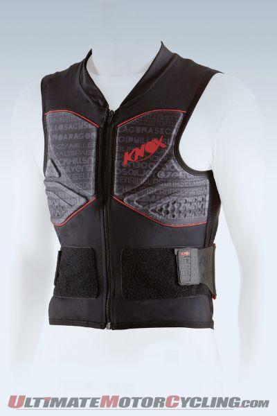 knox-track-vest-back-protector-details