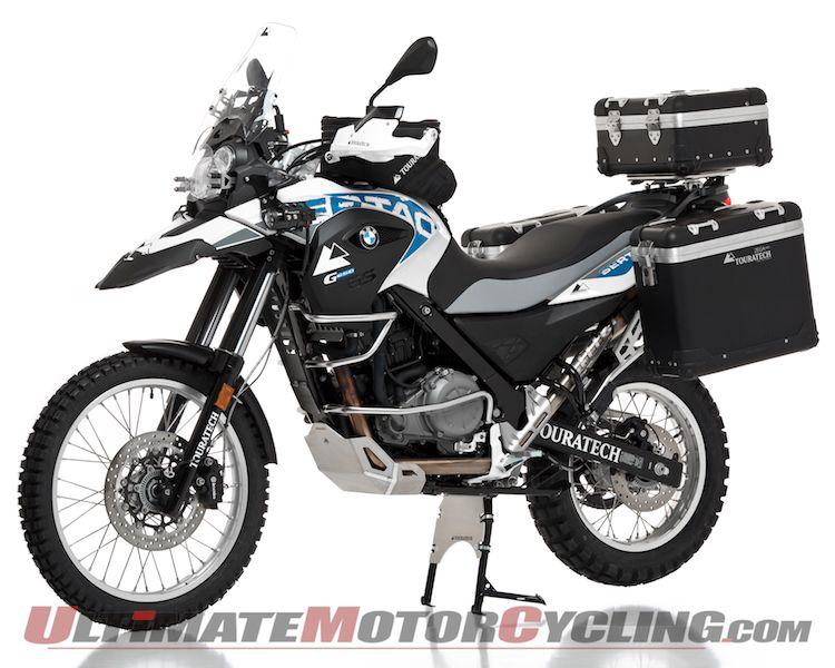 Bmw G650gs Sertao Touratech Bike Build Ultimate