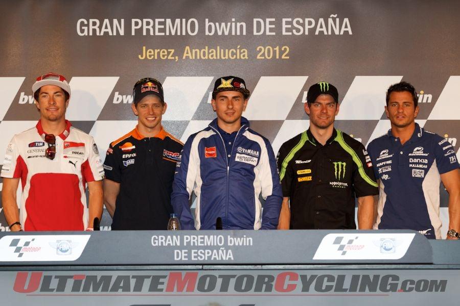 2012-jerez-motogp-pre-race-press-conference