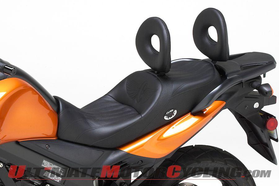 Suzuki V Strom Corbin Seat Reviews