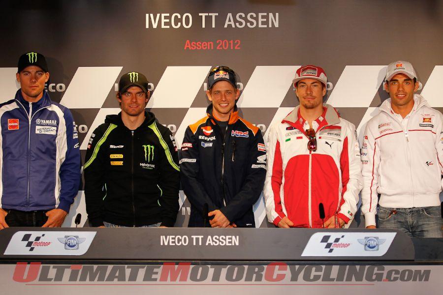 2012-assen-motogp-pre-race-conference