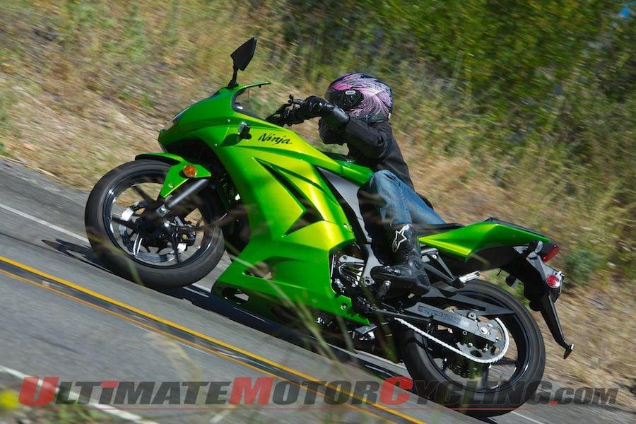 2012 Kawasaki Ninja 250R Review | Commuter Test
