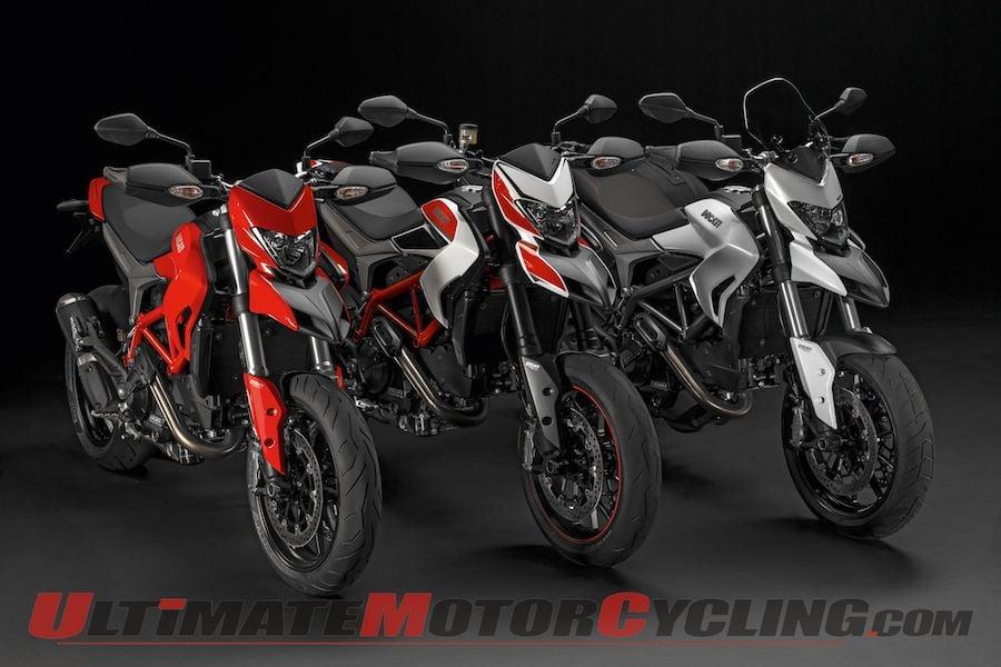 Honda Dual Sport Lineup >> 2013 Ducati Hypermotard / Hyperstrada Preview