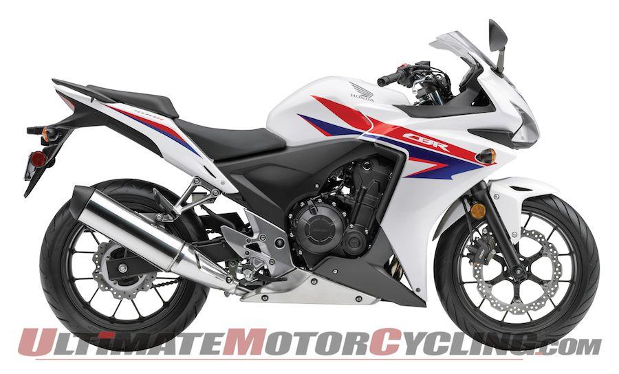 2013 Honda CBR500R | Preview
