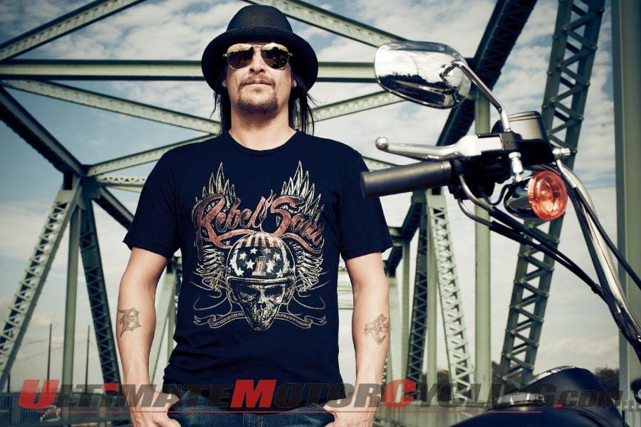Harley-Davidson & Kid Rock: American Badasses Unite