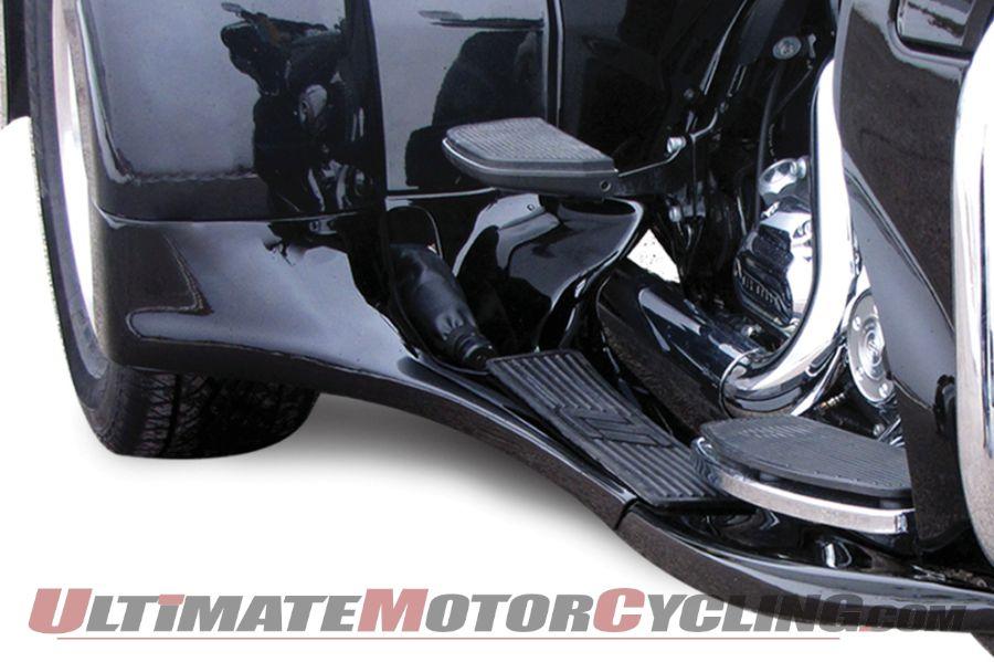 Lehman Trikes Releases New Harley Trike Accessories
