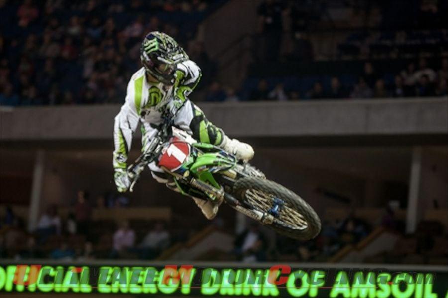 2013 Tulsa Arenacross | Results