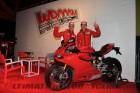 Ducati MotoGP's Hayden & Hayden Arrive at Wrooom 3