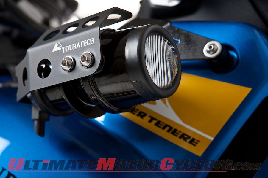 Touratech Yamaha Supere Tenere Auxiliary Lights