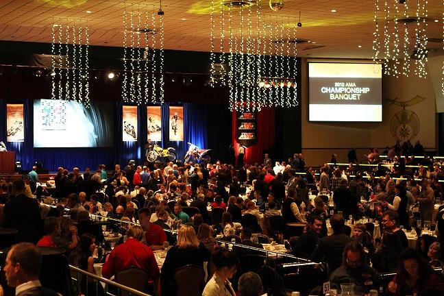 AMA Championship Banquet Honors National Champions