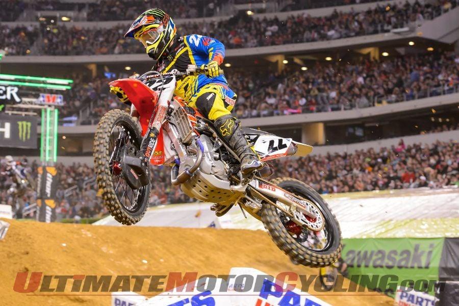 2013 Arlington Supercross | Cowboys Stadium Results