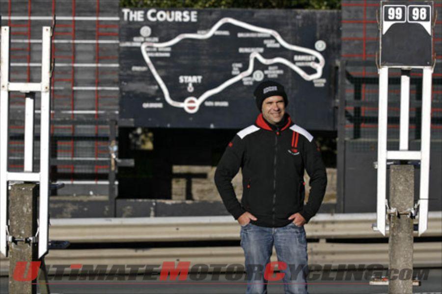 Austria's Saiger to Make Isle of Man TT Debut