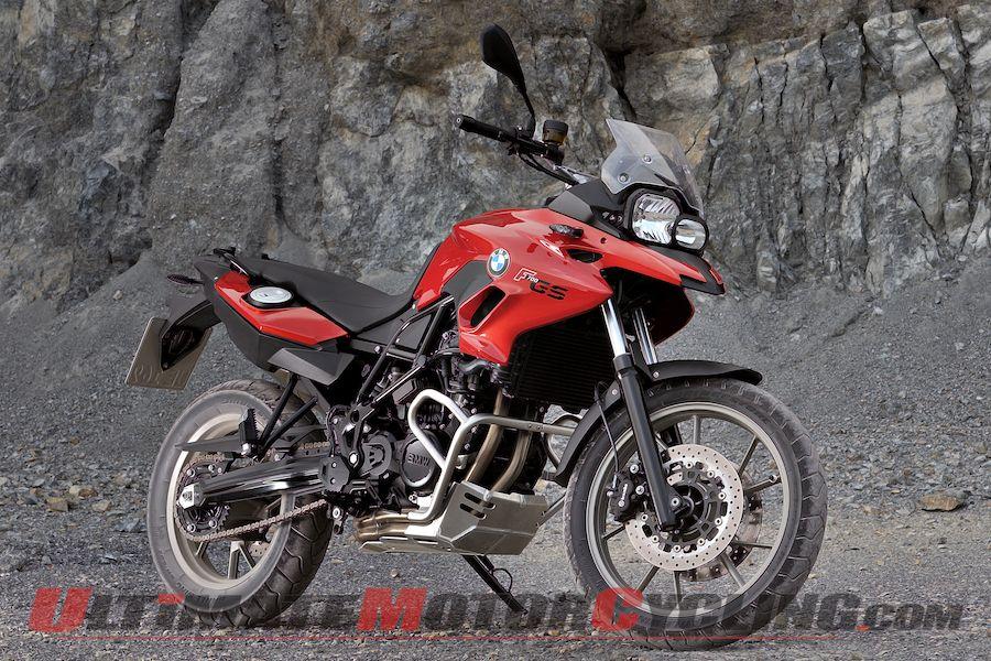 BMW Motorrad USA   January Sales up 9.7%