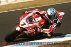 Alstare Ducati's Carlos Checa