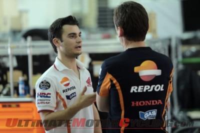 Repsol Honda's Dani Pedrosa Sepang I Interview