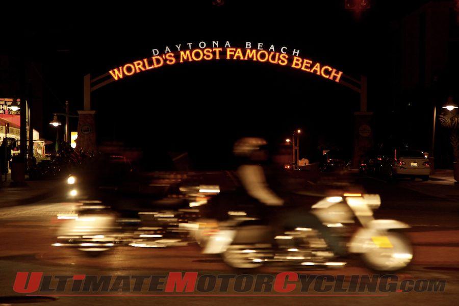 Harley Celebrates 110th Anniversary at Daytona Bike Week