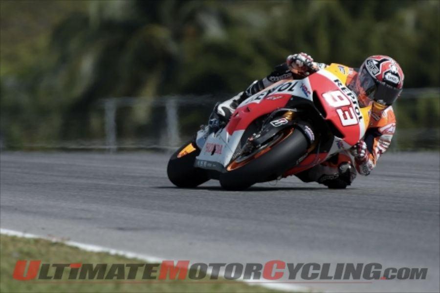Honda's Marquez | Post Sepang I MotoGP Test Interview