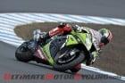 Kawasaki's Sykes & Baz Crash Out of Australian Private SBK Test