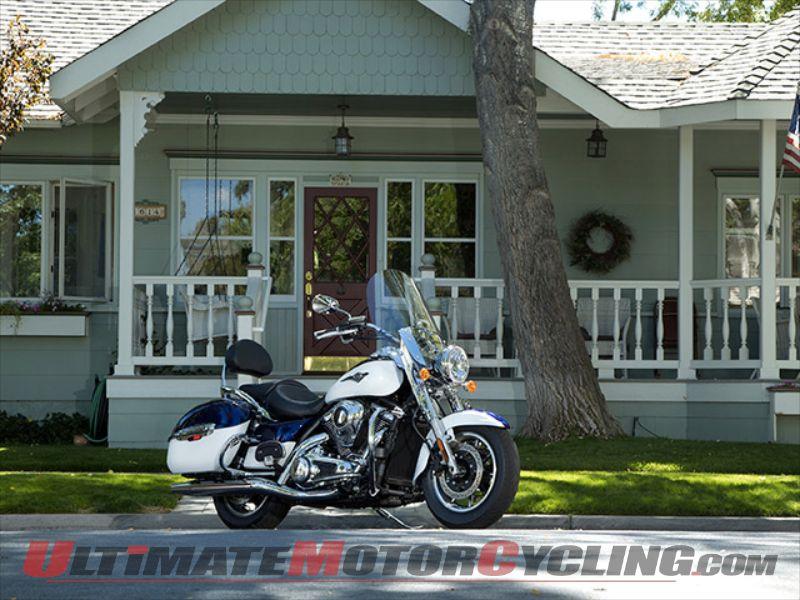 Kawasaki Vulcan 1700 Nomad | Quick Ride Review