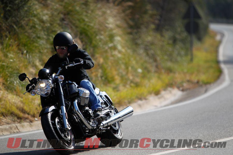 2013 Moto Guzzi California 1400 Custom | Review