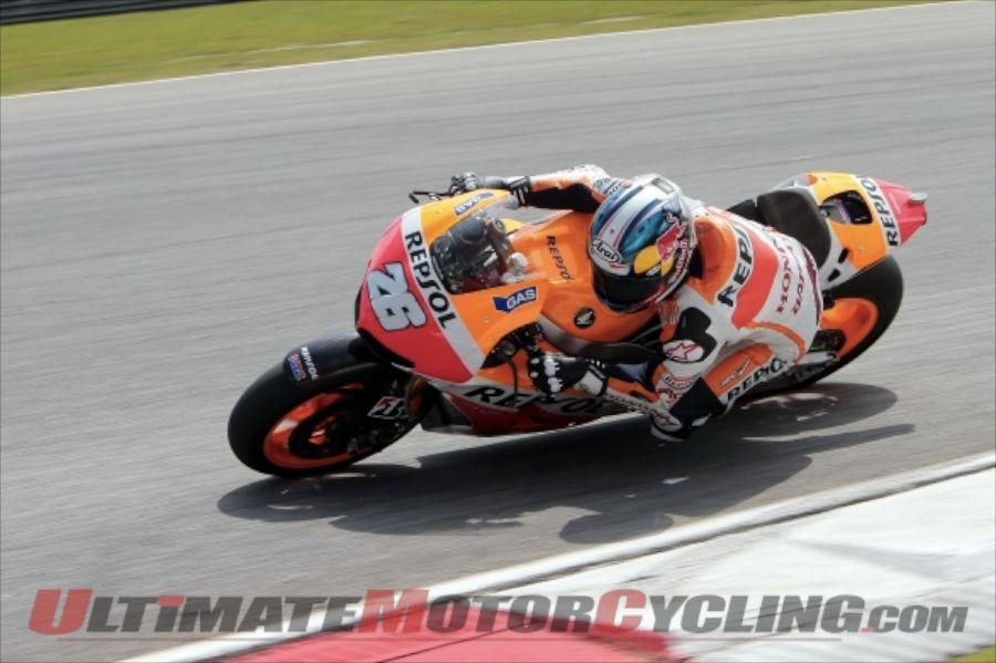Honda's Pedrosa Tops 3-Day Sepang MotoGP Test